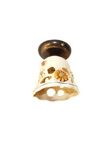 Spot Ceiling 1 Light Wrought Iron Ceramics Coll. Sofia