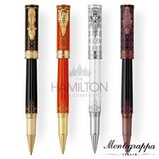MONTEGRAPPA GAME OF THRONES ROLLERBALL PEN - Representing the 4 Houses!