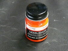MODEL MASTER ENAMEL : N° 1775E FLUORESCENT RED - 15ml - NEUF