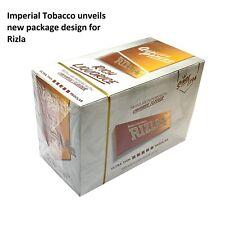 Rizla Liquorice Regular Cigarette Rolling Paper - Full Box of 100 Booklets