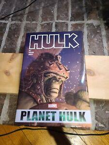 Hulk: Planet Hulk Omnibus by J. Michael Straczynski and Greg Pak 2017, Hardcover
