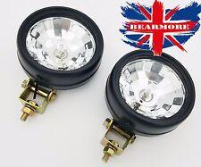 Car halogen Spot Light Working Lamp ATV Off-road SUV Driving Spotlight 12V  55W