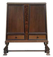 Oak Antique Cabinets