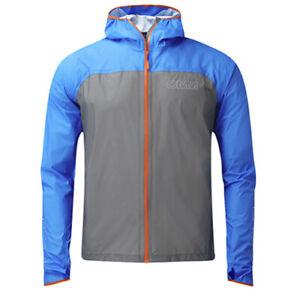 OMM Halo Jacket Mens Grey/Blue