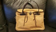 Used Filson 70256 Briefcase - Tan - Made in USA