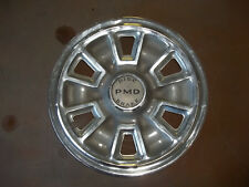 "1967 67 Pontiac Hubcap Rim Wheel Cover Hub Cap 14"" DISC BRAKE OEM USED 5006"