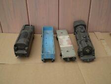 Lot of Lionel train parts engine parts