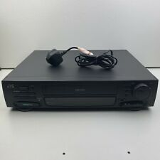 JVC Nicam VHS Pal Player (Video Plus) 4 Head Model HR-J610 Tested And Working Ex