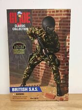 Kenner GI Joe Classic Collection Limited Ed British S.A.S., New Sealed, 1996!