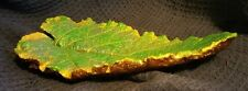 Beautiful locally hand made leaf sculpture