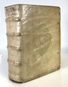 Helfrich Ulrich Hunnius: Variarum Resolutionum Iuris Civilis. Libri IV. (1620).