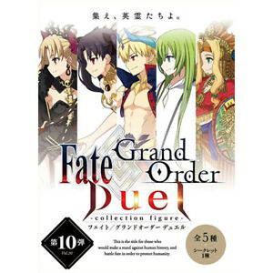 New Fate/Grand Order Duel collection figure Vol.10 BOX w/Bonus FGO TYPE-MOON