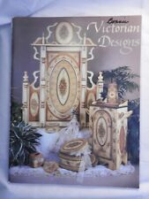 Victorian Designs from Charles Johnson   folk art tole painting pattern