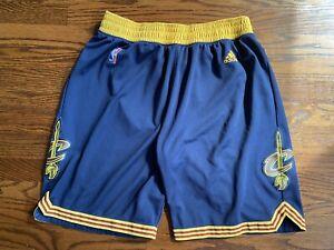 Adidas NBA Cleveland Cavaliers Swingman Shorts 2015 Sz. Large