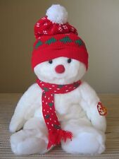 "ESTATES SALE AUTHENTIC TY BEANIE BUDDY ""SNOWBOY""  Christmas Sale in Summer!! ~"