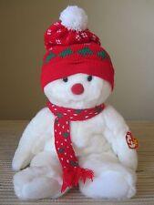 "ESTATES SALE AUTHENTIC TY BEANIE BUDDY ""SNOWBOY""  Christmas Sale in Summer!! ~"