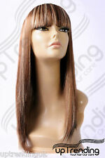 high heat resistant lady gaga wig light ash brown & pale blonde 12/613# T-041