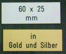 GRAVURSCHILDER     ++ inkl. Ihrer GRAVUR++