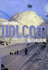 VOLCOM 2005 MARK LANDVIK snowboard poster ~MINT~!