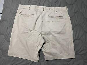 Nautica Men Short Tan Size 36 Pre Owned