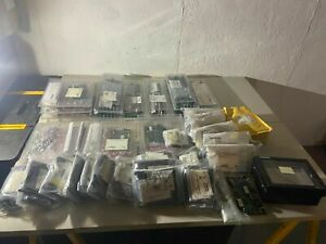 Various MXL, Security and XLS parts