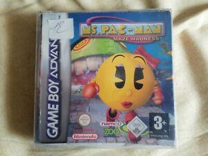 Ms.Pac-Man Maze Madness pour Game Boy Advance