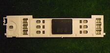 LAVASTOVIGLIE BOSCH sms50e06gb / 02 Display Modulo PCB