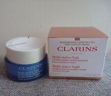 1x CLARINS Multi-Active Night Youth Recovery Comfort Cream, 50ml, BNIB
