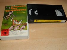 Schande des Dschungels - PICHA - Cover VMP / Tape Videoring Glasbox  VHS - ab 18