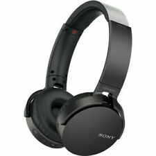 Sony Wireless Stereo Headset Extra Bass Bluetooth - Black - MDR-XB650BT