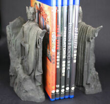 Lord of the Rings Hobbit The Gates of Gondor Argonath Statue Bookends Figure Hot