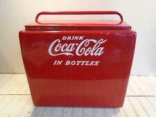 Coca Cola Cooler - Vintage Restored
