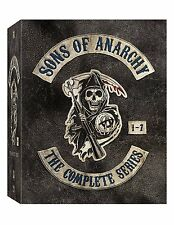SONS OF ANARCHY THE COMPLETE SERIES SEASONS 1-7 BLU-RAY BOX SET - US VERSION