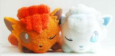 BANPRESTO Plush Doll Kutsurogi (Relax) Time Big Alola Vulpix & Vulpix Set 38410