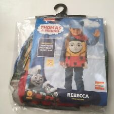 NEW Rebecca Thomas & Friends Halloween Costume Toddler  3T-4T Rubies