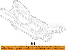 Jeep CHRYSLER OEM 17-18 Compass Rear Suspension-Frame Crossmember 68339770AB