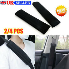 2/4X Car Seat Belt Cover Pads Car Safety Cushion Covers Shoulder Strap Protect