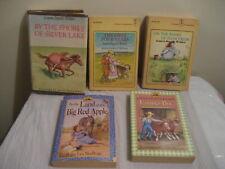 little house on the prairie books lot 6 each