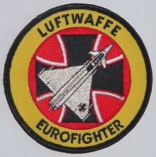 Fuerza Aérea Patch Patch Eurofighter... a4144