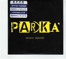 (GP700) Parka, Disco Dancer - 2007 DJ CD