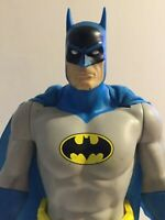 "DC Universe Big Figs 20"" Classic Gray and Blue Batman Action Figure"
