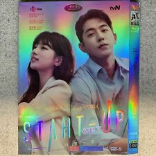 2020 Korean Drama : Start Up(DVD 4/Disc Set)HD Korean Chinese English Subtitles