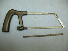 """SPUR CUTTING 6"""" SAW  POULTRY  ROOSTER CHICKEN COMPLETE READY TO USE"""