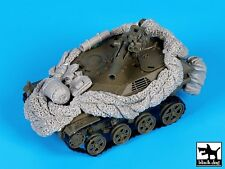 Black Dog 1/35 German Wiesel 1 TOW AWC Accessories Set (for AFV Club kit) T35135