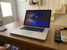 MacBook Pro intel i7 SSD 128 Gb 2011