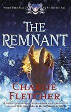 The Remnant by Charlie Fletcher (Paperback, 2017) 9780356502939