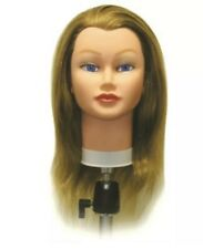Celebrity Sam II Cosmetology Human Hair Mannequin, Blonde