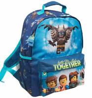 Lego Movie 2 Backpack for Kids Lenticular Batman School Bag Children Gift Merch