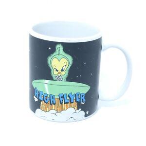 "Vintage Tweety Bird Mug Cup ""High Flyer"" Warner Bros Looney Tunes Official - Aus"