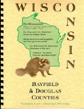 WI Bayfield Douglas County Wisconsin history/biography Superior City New RP